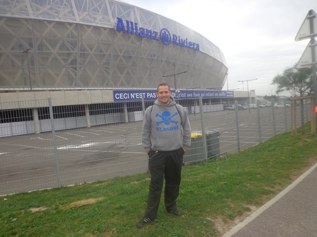 Allianz Riviera - OGC Nice - França