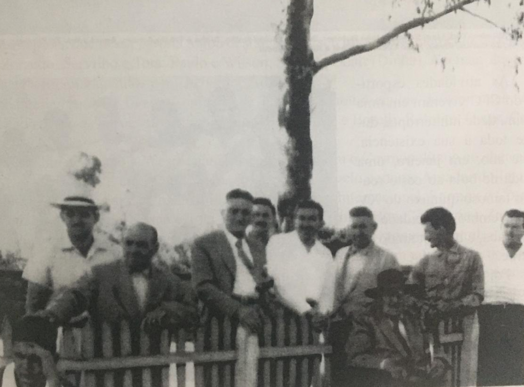 Diretoria em 1920