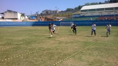 Estádio Municipal Lino de Mattos - Piedade