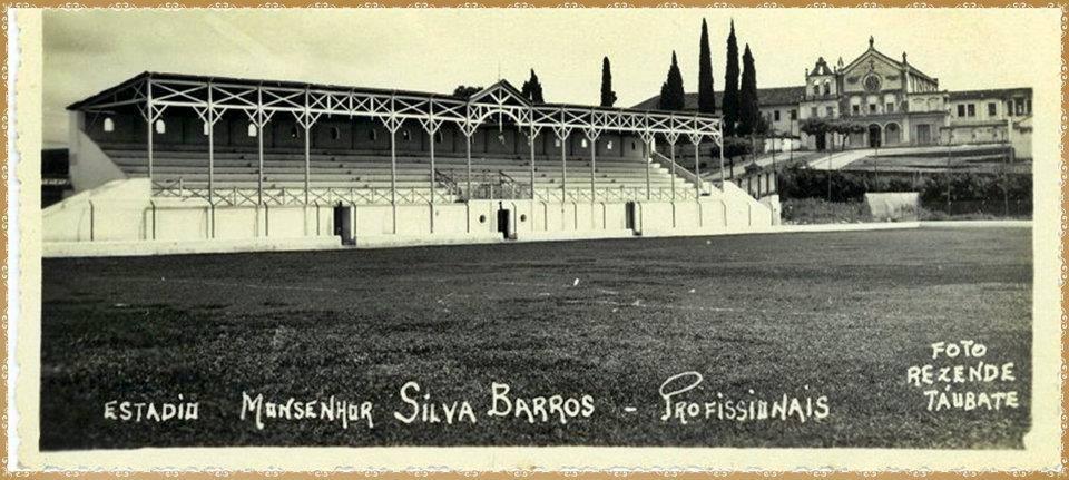 Estádio Praça Monsenhor Silva Barros - Taubaté