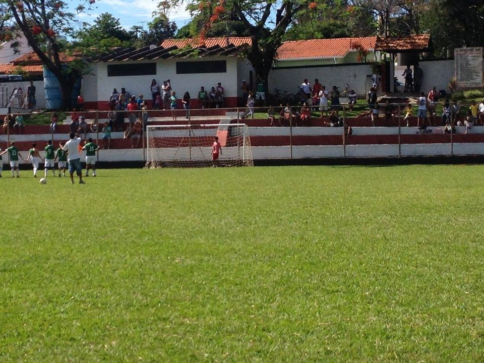 Estádio Municipal José Iório - Campo do Souzas FC - Campinas