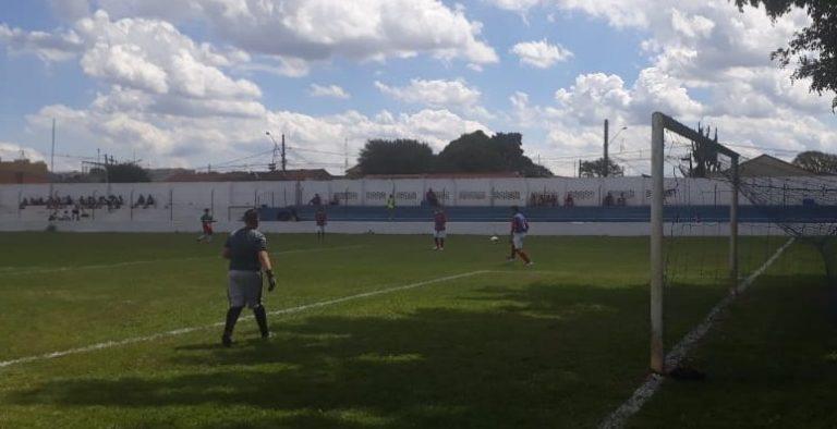 Estádio Luis Passador - Atibaia - Grêmio Esportivo Atibaiense