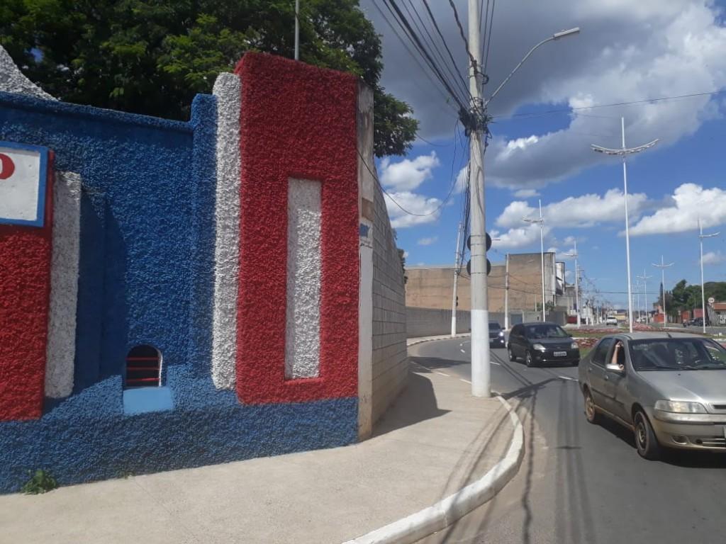 Estádio Luis Passador - Atibaia