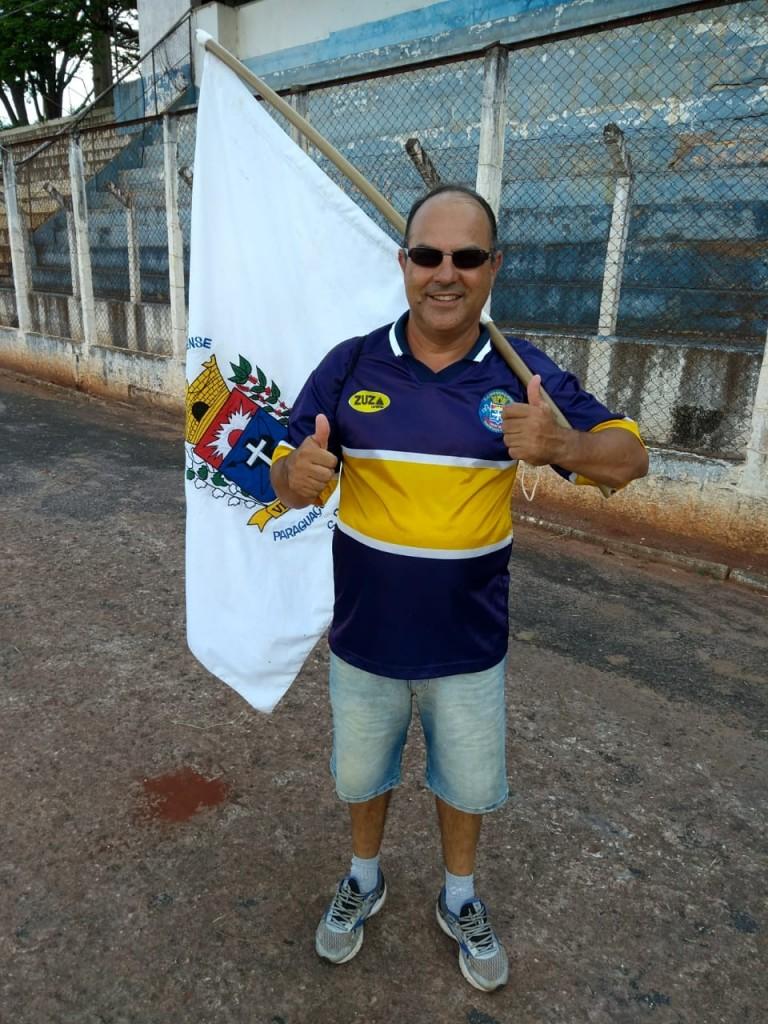 Amarildo - Paraguaçuense