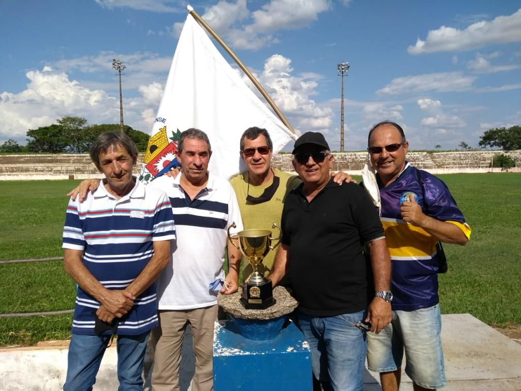 EC Paraguaçuense campeão A2 - 1993