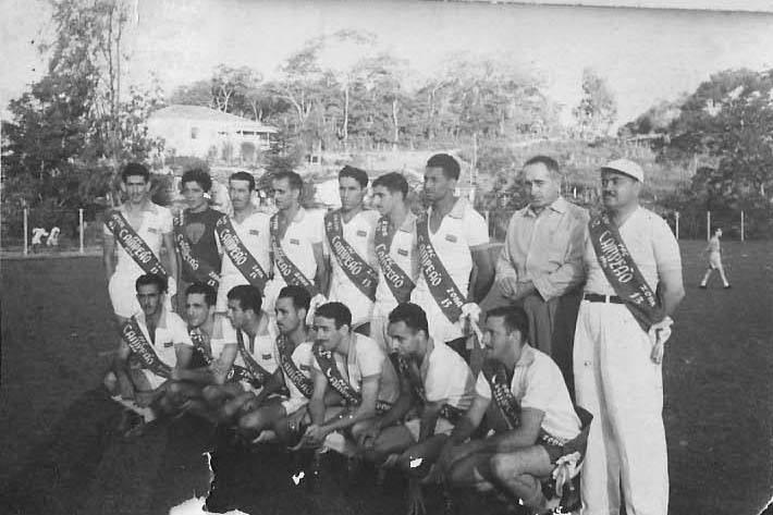 Piedade FC 1956
