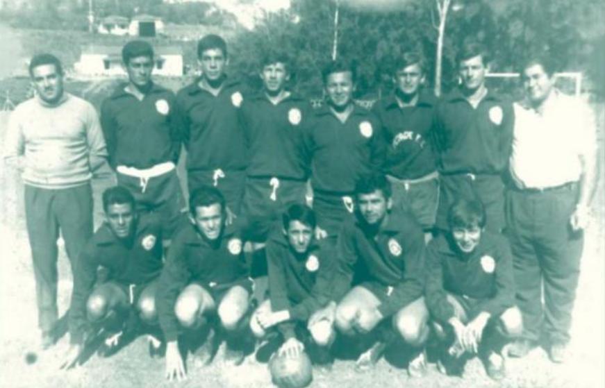 Piedade Futebol Clube 1969
