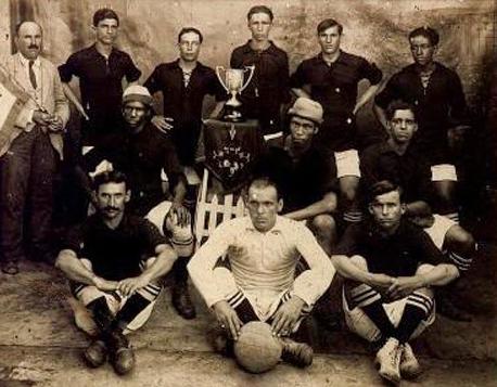 Cosmopolitano FC 1920