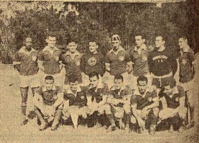 Cosmopolense FC 1957