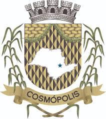 brasão de Cosmópolis