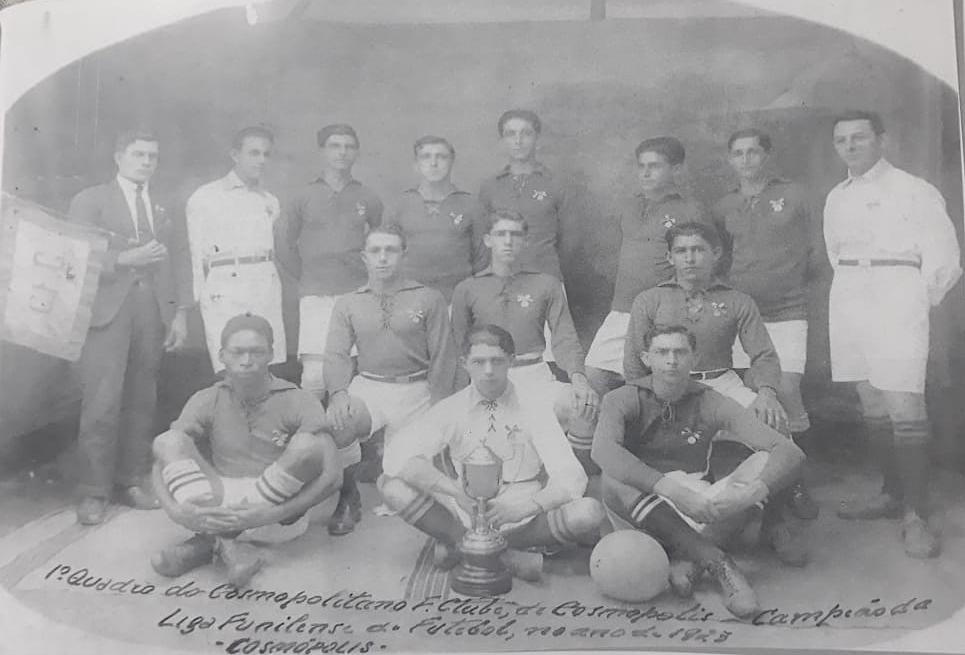 Cosmopolitano FC - 1923