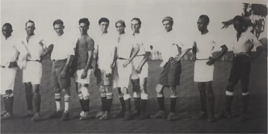 Cosmopolitano FC 1936