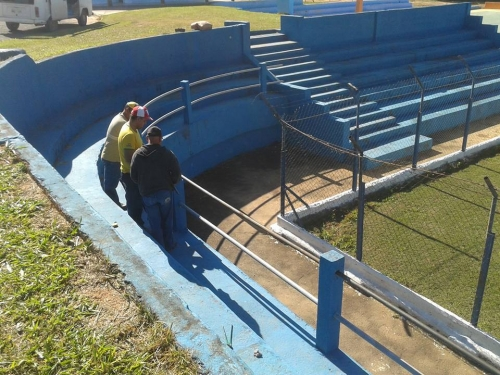 Estádio Municipal Lino de Mattos