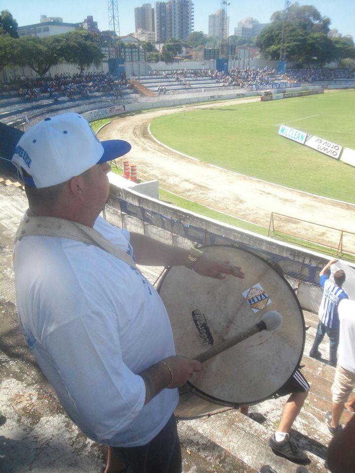 EC Taubaté x Santo André - série A2 - 2016
