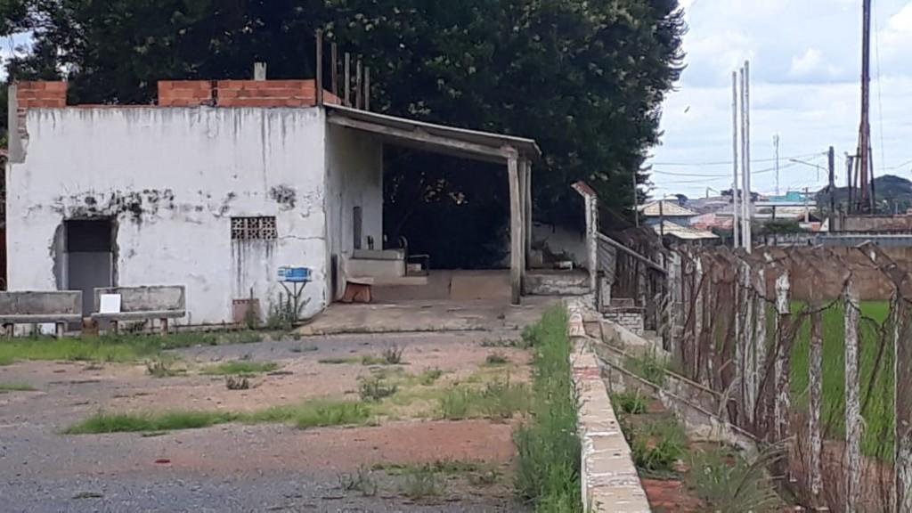 Estádio da Rua Bernardino de Campos, o Estádio do Ipiranga, ou Estádio do Capão Bonito