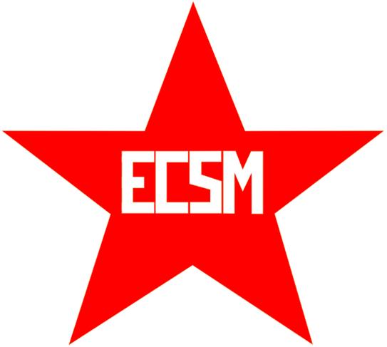 Escudo / Distintivo Esporte Clube São Miguel - São Miguel Arcanjo