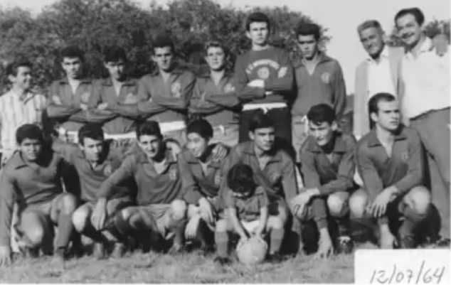 EC Mairipora 1964