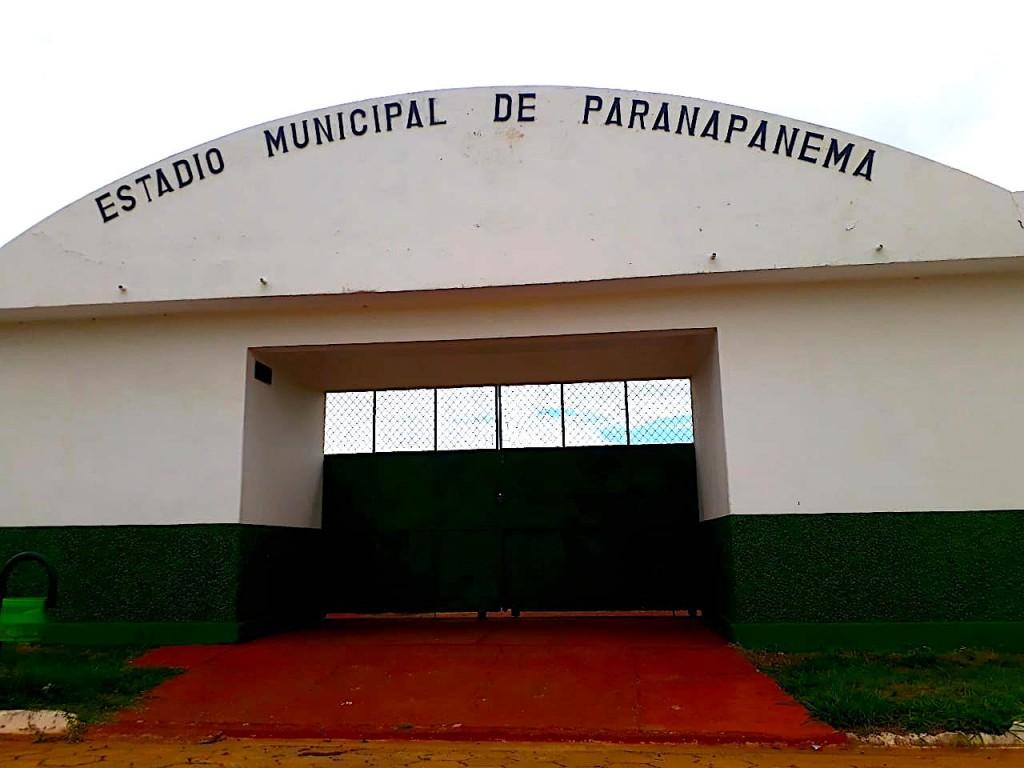 Estádio Municipal Profº Pedro Sanchez - Paranapanema