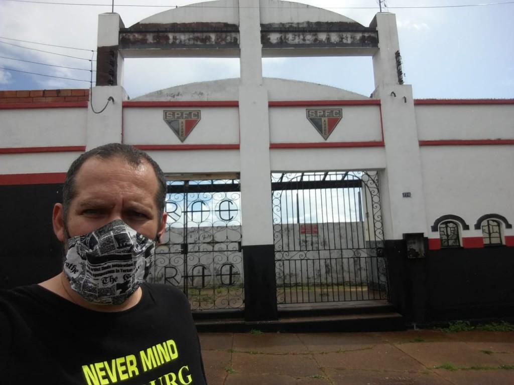 Estádio Dr. Paulo de Araújo Novaes - São Paulo FC de Avaré