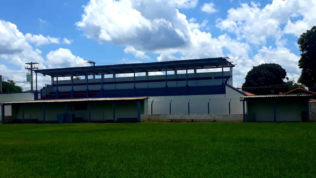 Estádio Municipal Nestor Fogaça - São Miguel Arcanjo