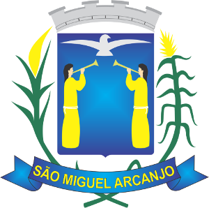 Brasão São Miguel Arcanjo