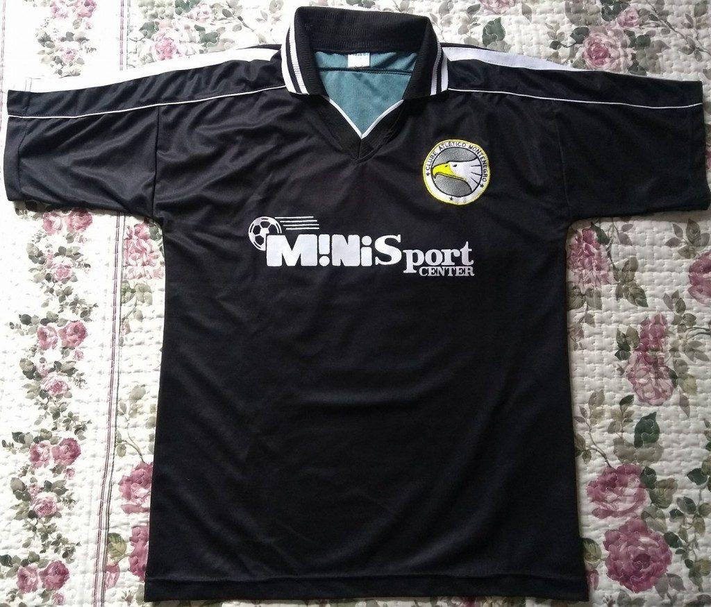 Camisa do CA Montenegro