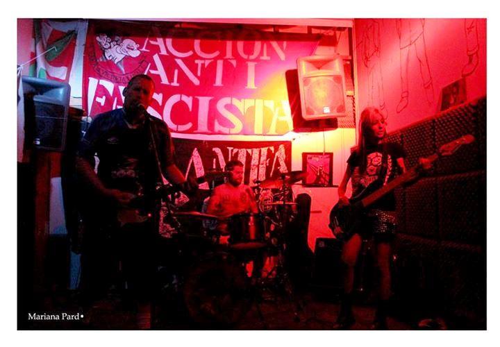 Visitantes - Punk