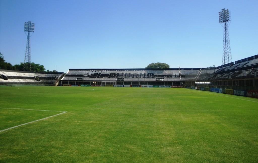 Estádio Manuel Ferreira - Club Olímpia - Assunção - Paraguai