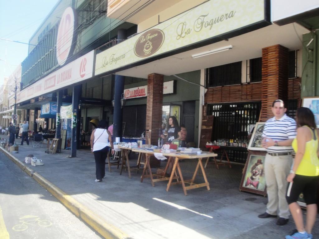Comércio - Assunção - Paraguai