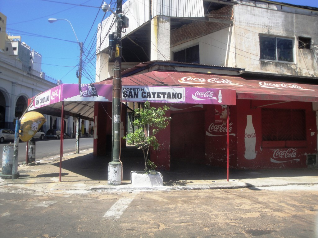 Bar San Cayetano