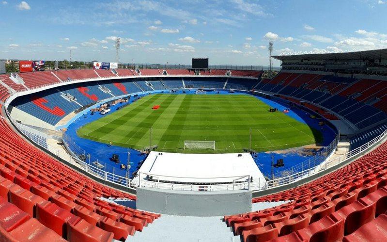Estádio General Pablo Rojas