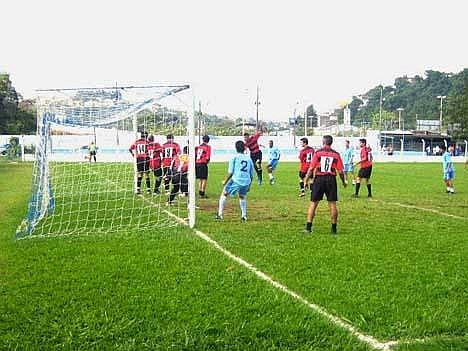 CA Expedicionários x EC Flamengo - Franco da Rocha