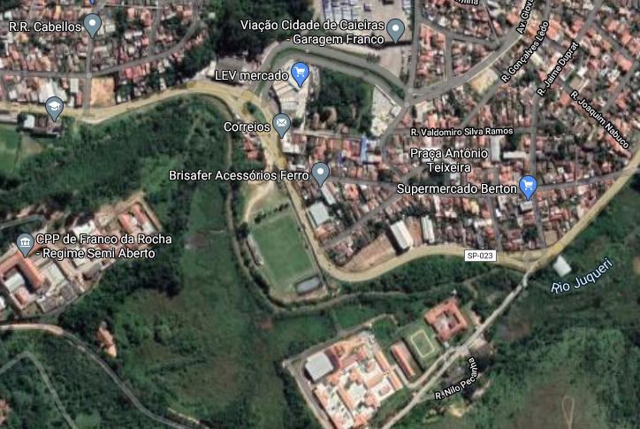 Estádio EC Flamengo