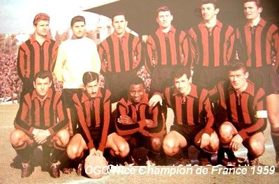 OGC Nice - 1959