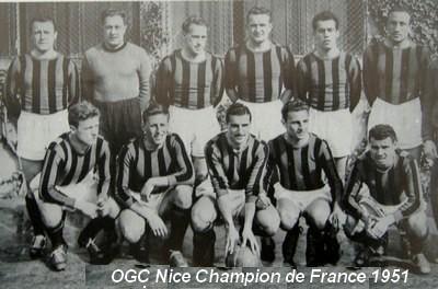OGC Nice 1951