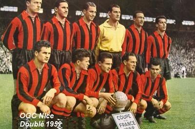 OGC Nice - 1952