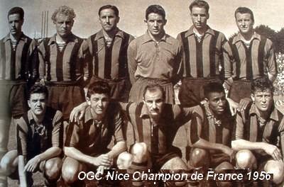 OGC Nice 1956