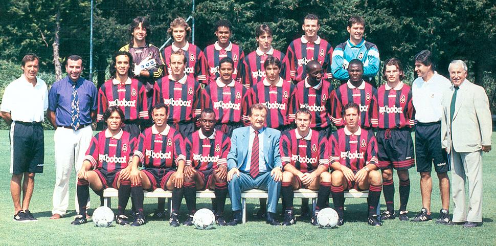 OGC Nice 1997