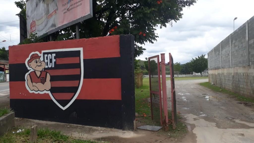 Estádio Gino Morelato - EC Flamengo - Franco da Rocha